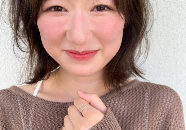秋向け☆ゆるかわボブスタイル